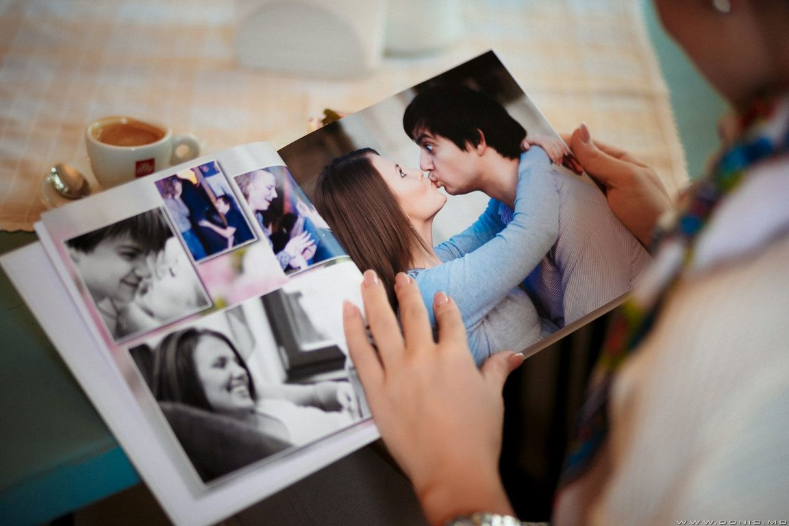 Cadoul perfect pentru Ziua Indragostitilor - o fotocarte realizata cu iubire